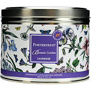 Portmeirion Portmeirion Botanic Garden Lavender Candle Large