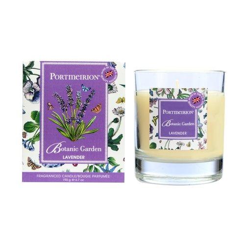 Portmeirion Portmeirion Botanic Garden Lavender Candle