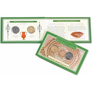 westair Westair Reproductions Roman Coins Set of 2