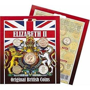 westair Elizabeth II Original British Coins
