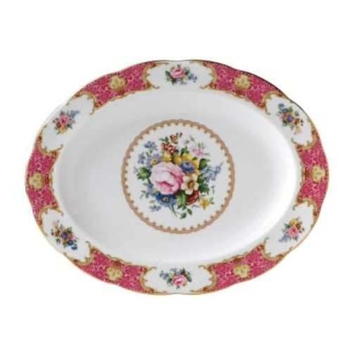 Royal Albert Royal Albert Lady Carlyle Plate 20cm
