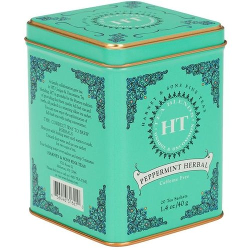 Harney & Sons Harney & Sons Peppermint Herbal 20s Tin