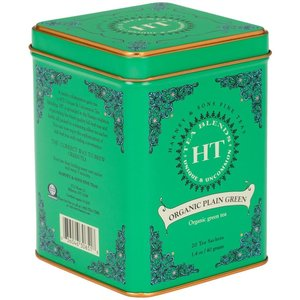 Harney & Sons Harney & Sons Organic Plain Green 20s Tin