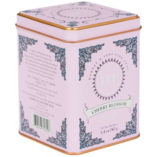 Harney & Sons Harney & Sons Cherry Blossom 20s Tin