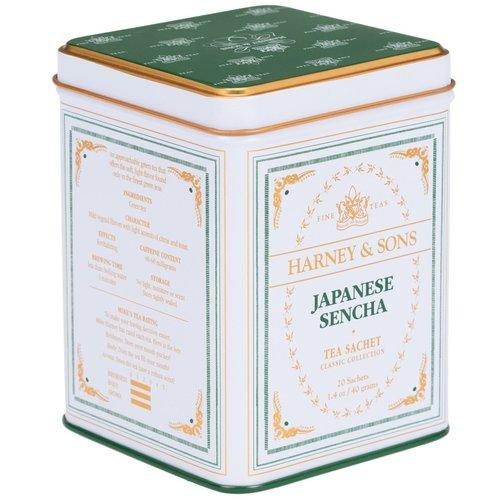 Harney & Sons Harney & Sons Japanese Sencha 20s Tin