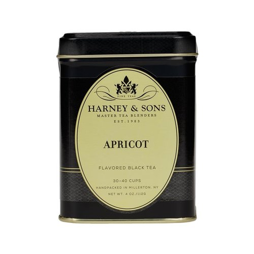 Harney & Sons Harney and Sons Apricot Loose Tea Tin