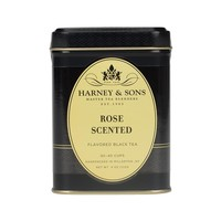 Harney & Sons Rose Scented Loose Tea Tin