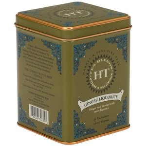 Harney & Sons Harney and Sons Ginger Licorice 20s Tin