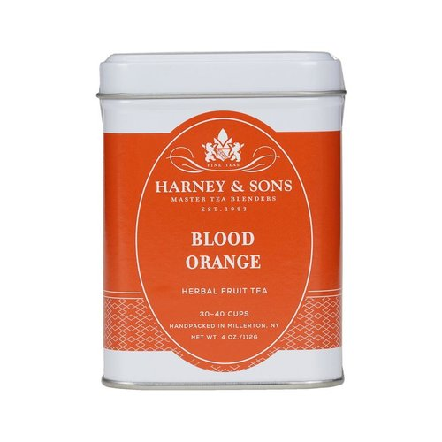 Harney & Sons Harney and Sons Blood Orange Loose Tea Tin
