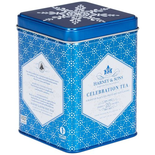 Harney & Sons Harney and Sons Celebration Tea Tin