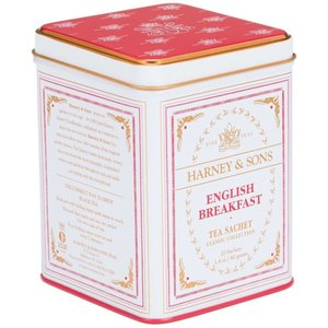 Harney & Sons Harney and Sons English Breakfast 20s Tin