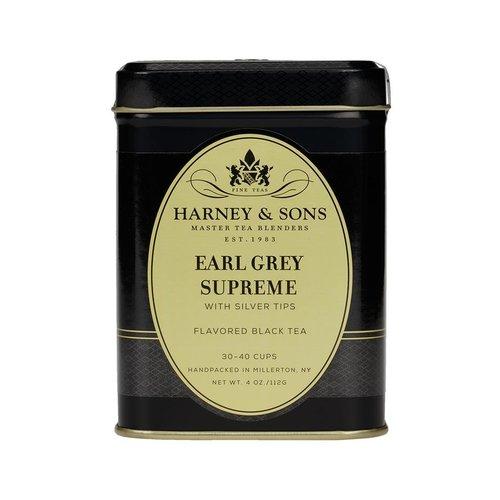 Harney & Sons Harney & Sons Earl Grey Supreme Loose Tea Tin