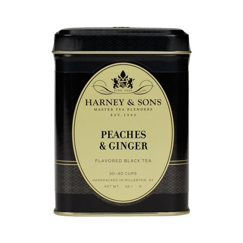Harney & Sons Harney & Sons Peaches and Ginger Loose Tea Tin
