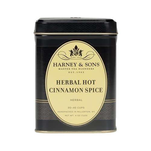 Harney & Sons Harney & Sons Hot Cinnamon Spice Herbal Loose Tea Tin