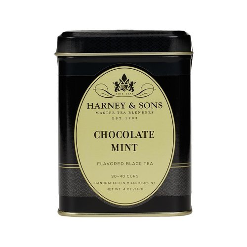 Harney & Sons Harney & Sons Chocolate Mint Loose Tea Tin