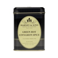 Harney & Sons Hot Cinnamon Spice Green Loose Tea Tin
