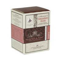 Harney & Sons Pomegranate Oolong Box of 20 Wrapped Sachets