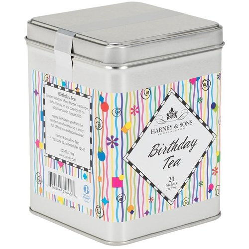 Harney & Sons Harney & Sons Happy Birthday Tea 20s Tin