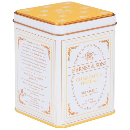 Harney & Sons Harney & Sons Chamomile Herbal 20s Tin