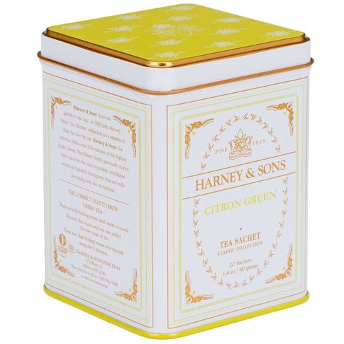 Harney & Sons Harney & Sons Citron Green 20s Tin