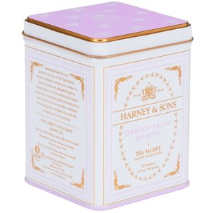 Harney & Sons Harney and Sons Dragon Pearl Jasmine 20s Tin