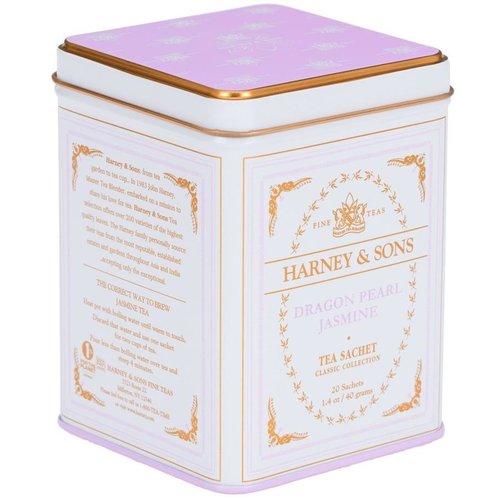 Harney & Sons Harney & Sons Dragon Pearl Jasmine 20s Tin
