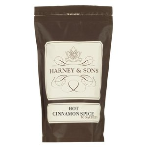 Harney & Sons Harney & Sons Hot Cinnamon Spice 50 Count Bag