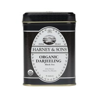 Harney & Sons Organic Darjeeling Loose Tea Tin