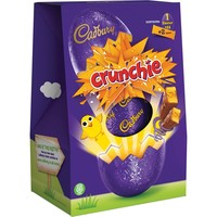 Cadbury Crunchie Medium Egg