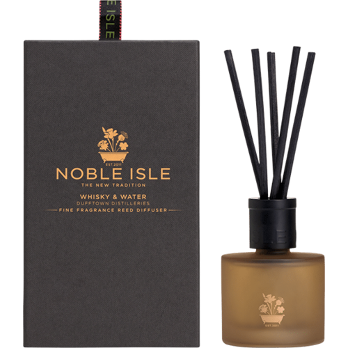 Noble Isle Noble Isle Whiskey and Water Fine Fragrance Reed Diffuser