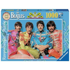 The Beatles 1000 Puzzle - Sgt Pepper