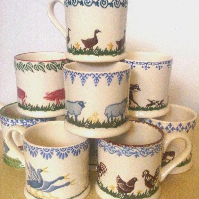 Brixton Pottery