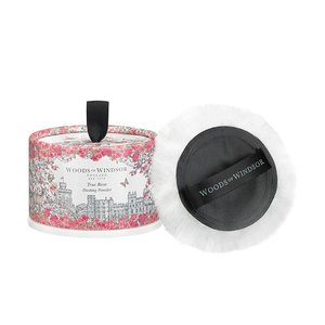 Woods of Windsor Woods of Windsor True Rose Dusting Powder with Puff