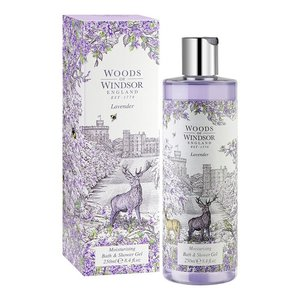 Woods of Windsor Lavender Bath & Shower Gel