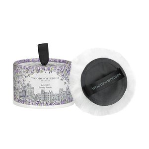 Woods of Windsor Lavender Dusting Powder with Puff