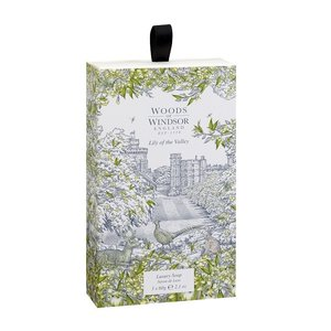 Woods of Windsor Woods of Windsor Lily of the Valley Box of 3 Soaps