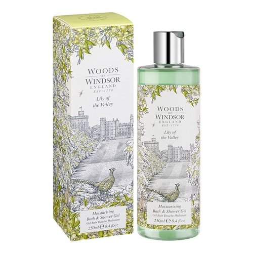 Woods of Windsor Lily of the Valley Bath & Shower Gel