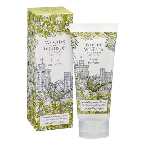 Woods of Windsor Woods of Windsor Lily of the Valley Hand Cream