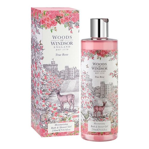 Woods of Windsor True Rose Shower Gel