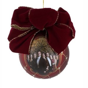 Downton Abbey Christmas Ball Ornament