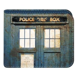 Doctor Who Doctor Who Tardis Wallet