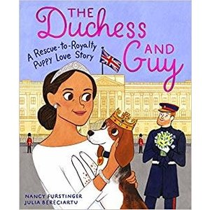 Houghton Mifflin Harcourt The Duchess and Guy Hardcover Book