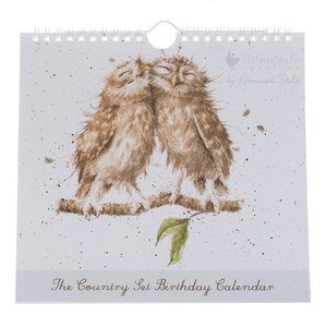 Wrendale Wrendale Birthday Calendar