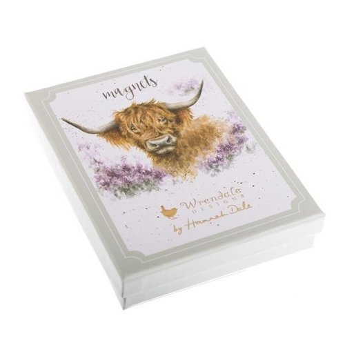 Wrendale Wrendale Designs Magnet Set of 6 in Gift Box