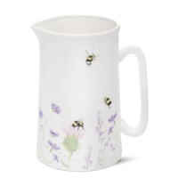 Mosney Mill Bee and Flower Jug (small)
