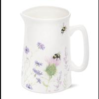 Mosney Mill Bee and Flower Jug (medium)