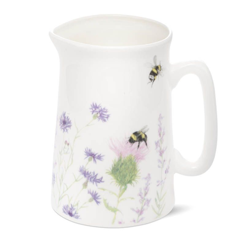 Mosney Mill Mosney Mill Bee and Flower Jug (medium)