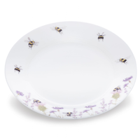 Mosney Mill Bee and Flower Side Plate