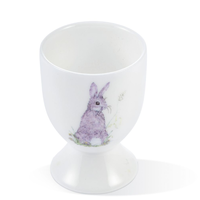 Mosney Mill Edgar Green Rabbit China Egg Cup