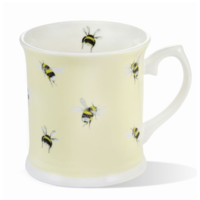 Mosney Mill Many Bees Mug